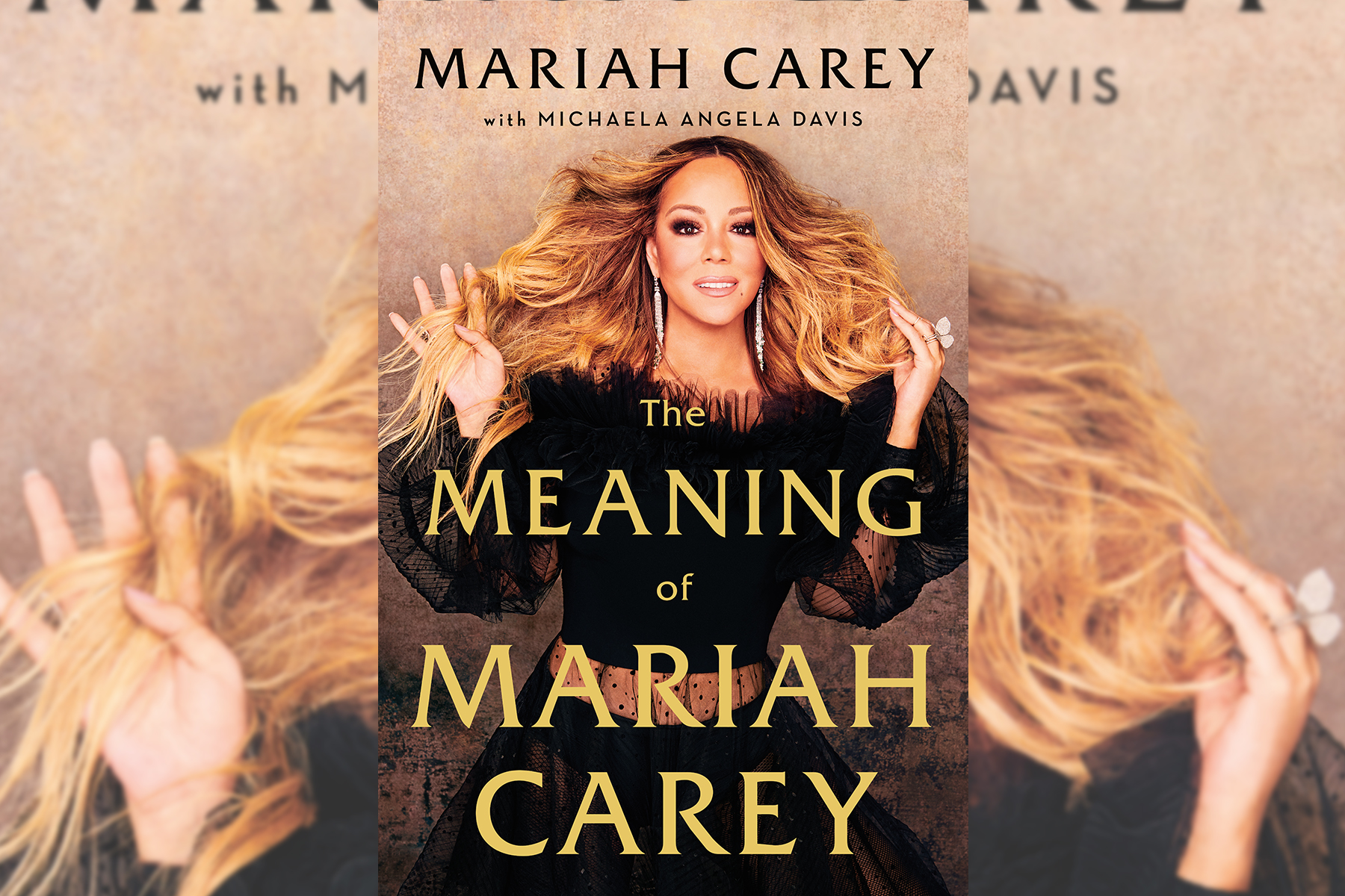 "Mariah Carey Tells How God Saved Her Life and 'Brought Me Back Into the Light' in New Memoir ""The Meaning of Mariah Carey"""
