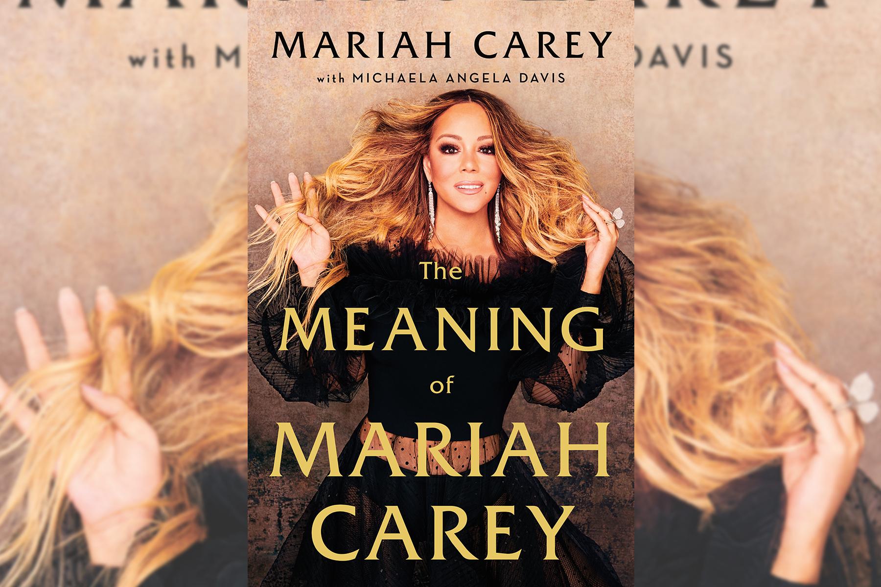 buy mariah carey memoir