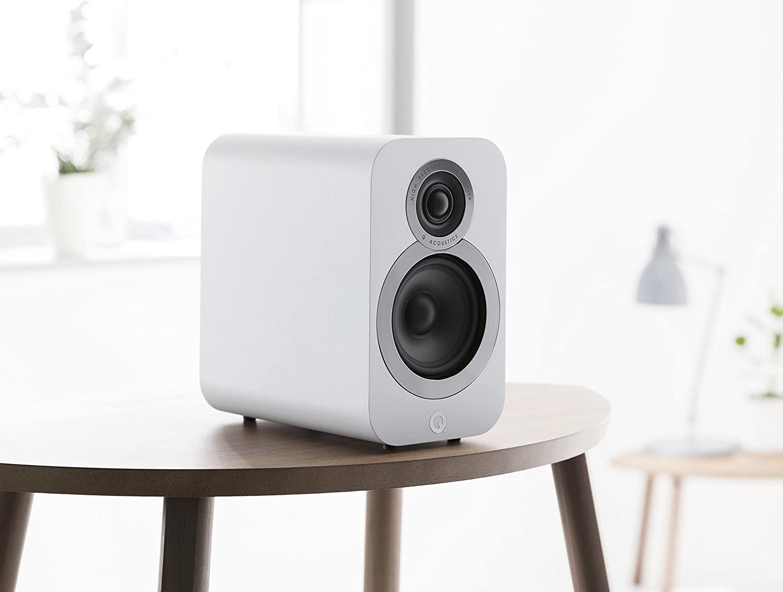 Q Acoustics 3010i Compact Bookshelf Speaker