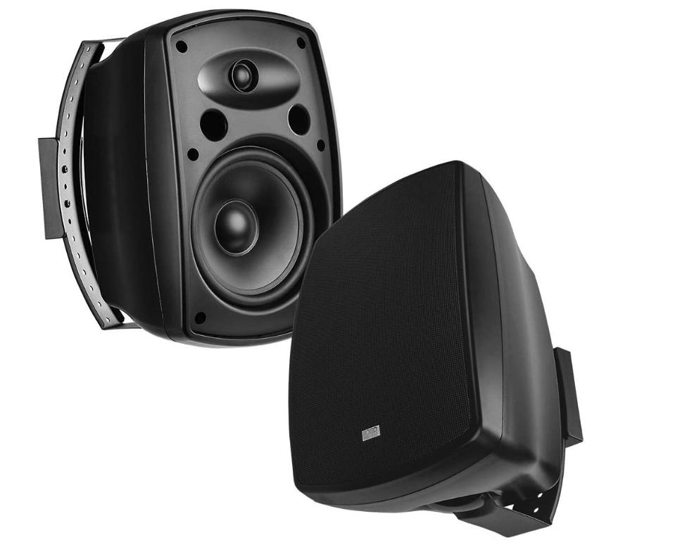 """OSD Audio 8"""" Surface Mount Patio Speaker Pair"""