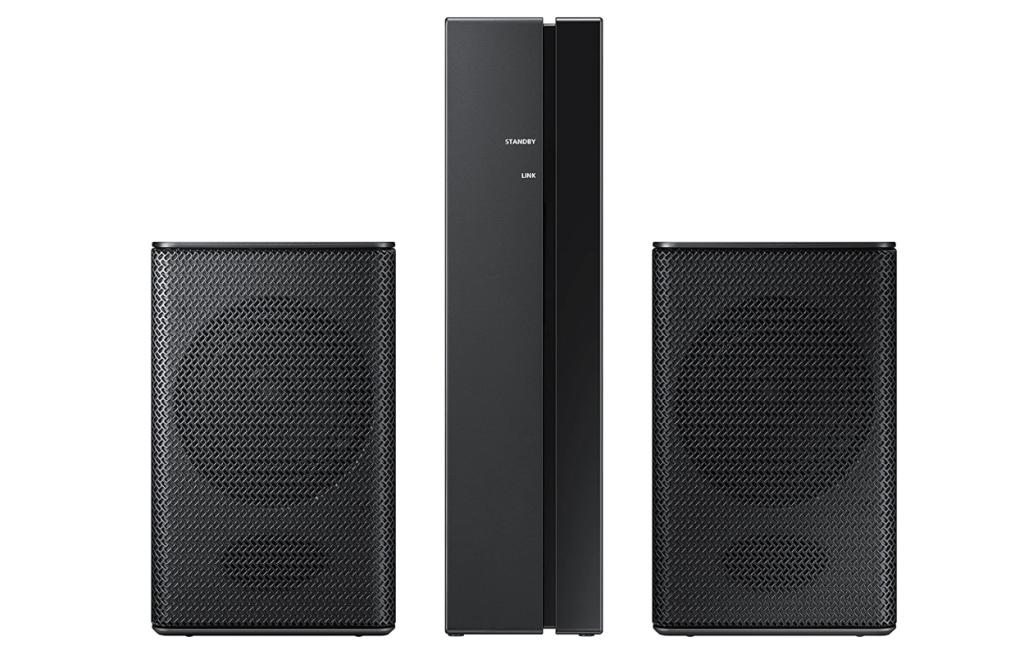 Samsung SWA-8500S 2.0 Speaker System Wall Mountable Black Model