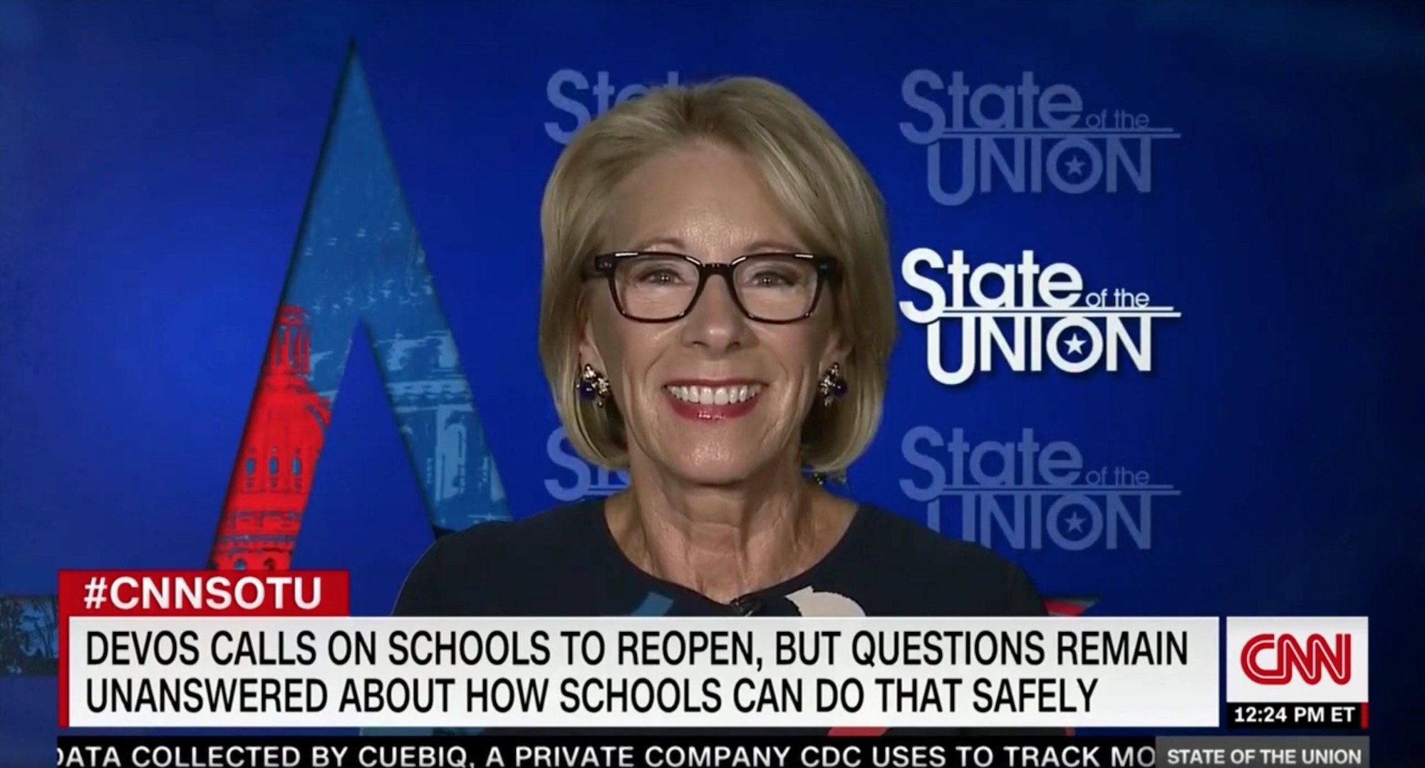 If You Weren't Afraid to Send Your Kids Back to School, DeVos' Disastrous Interview Might Change That