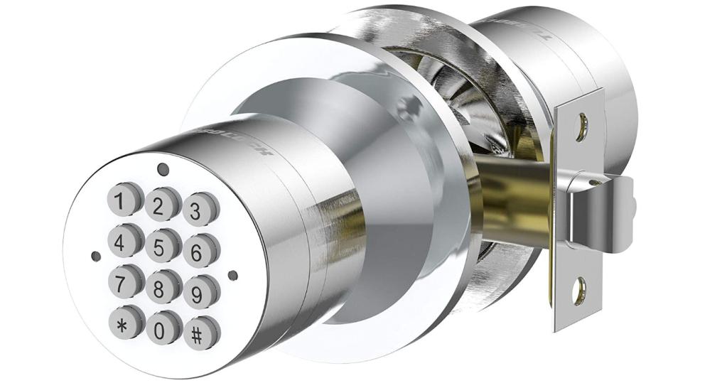 Advanced Security TurboLock Keyless Smart Lock Keypad