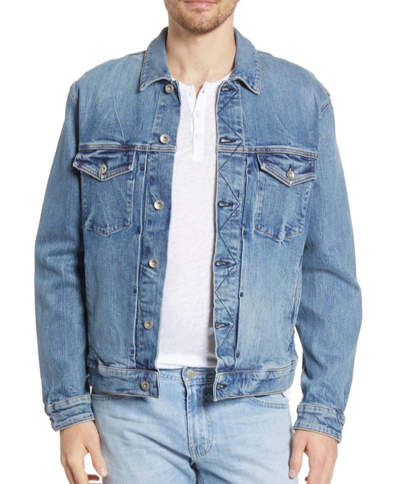 blue jean jacket rag and bone