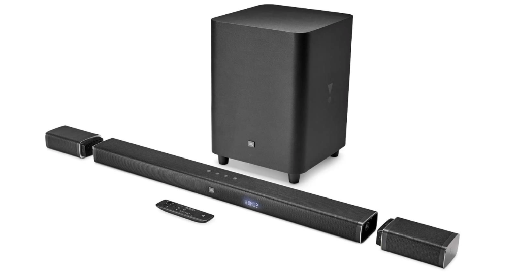 JBL Bar 5.1 - Channel 4K Ultra HD Soundbar