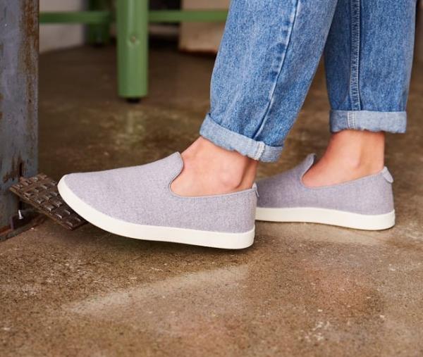 slip on shoes wool lounger men's allbirds reviews