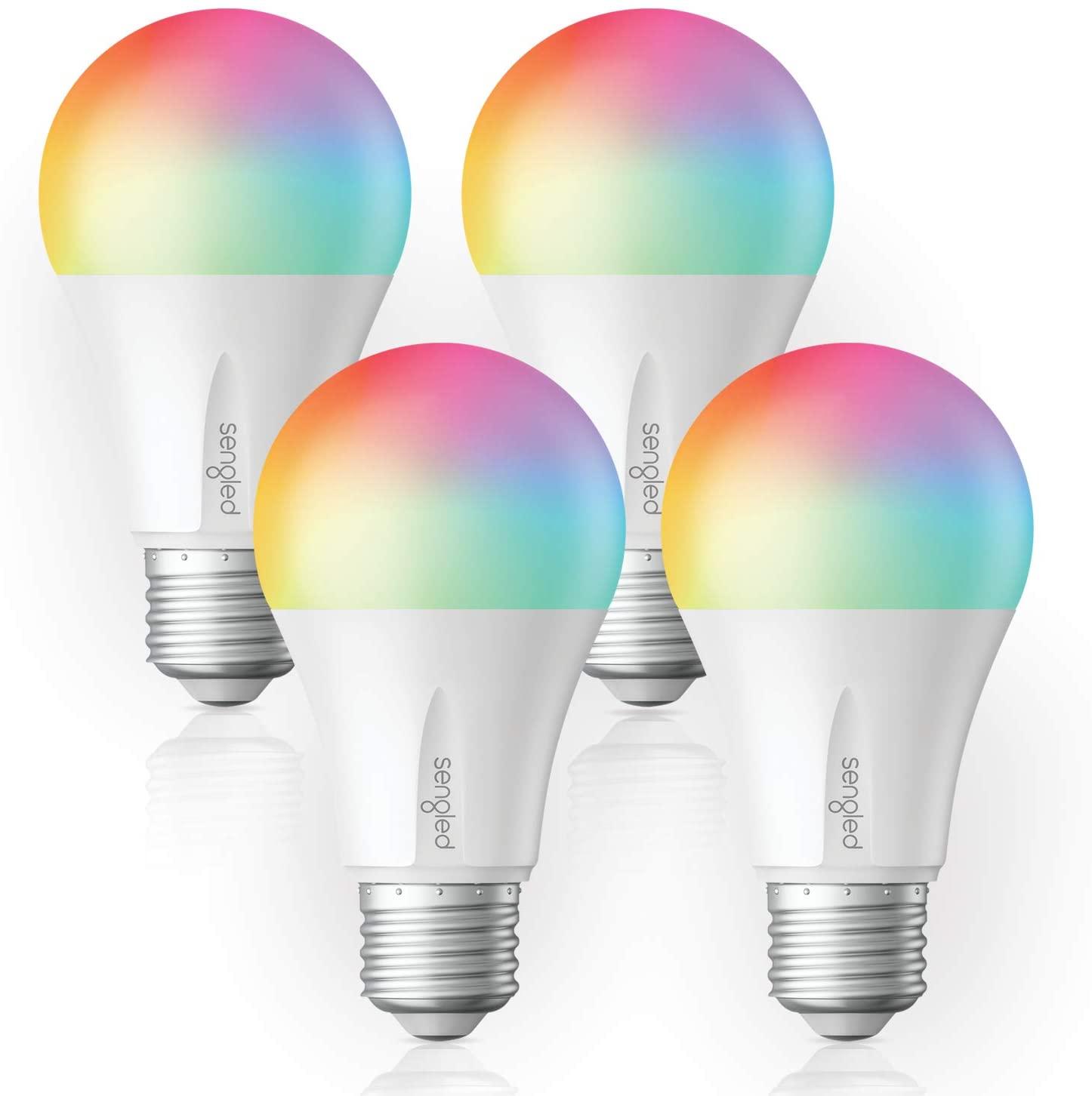 Sengled Smart Color Changing Light Bulbs