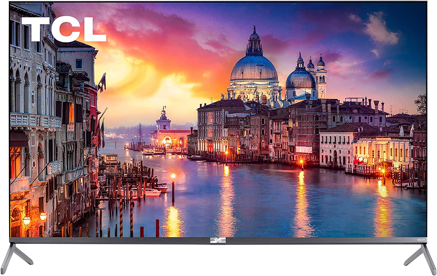 TCL 55 Class 6-Series 4K UHD QLED Dolby VISION HDR