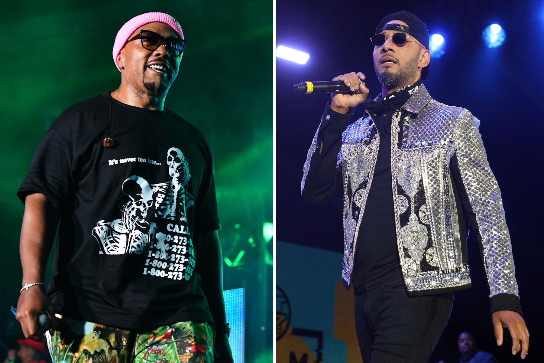 Swizz Beatz and Timbaland's 'Verzuz' Teams Up With Apple ...