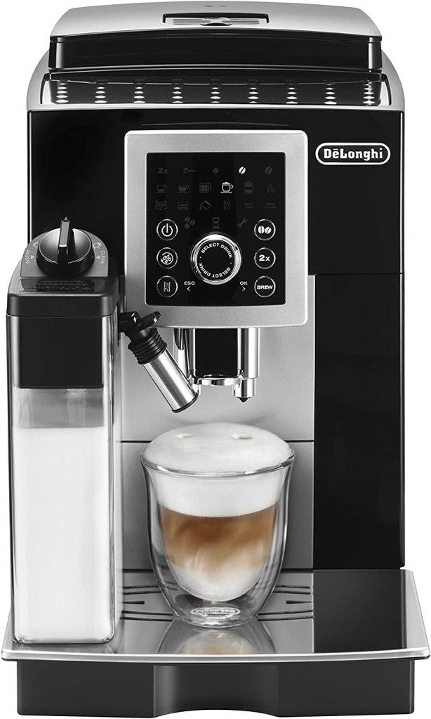 delonghia espresso cappuccino maker