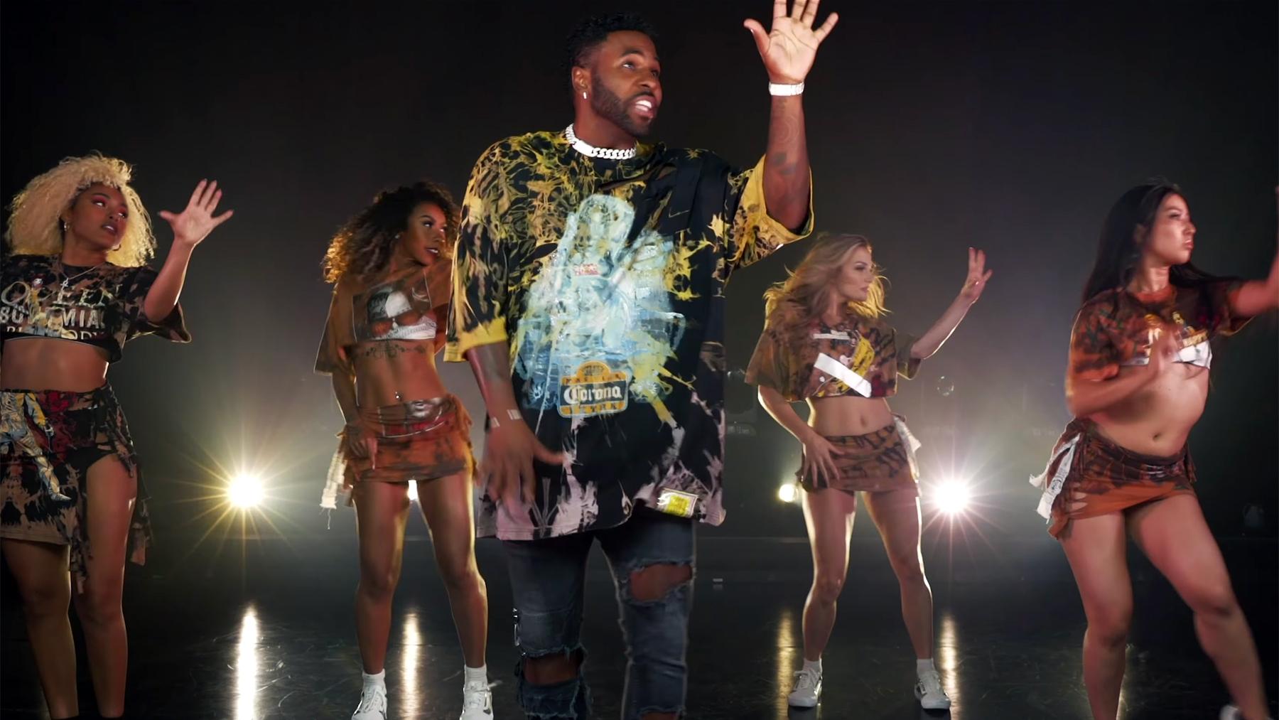 Jason Derulo Wants to 'Take You Dancing' With Future TikTok Smash - Rolling  Stone