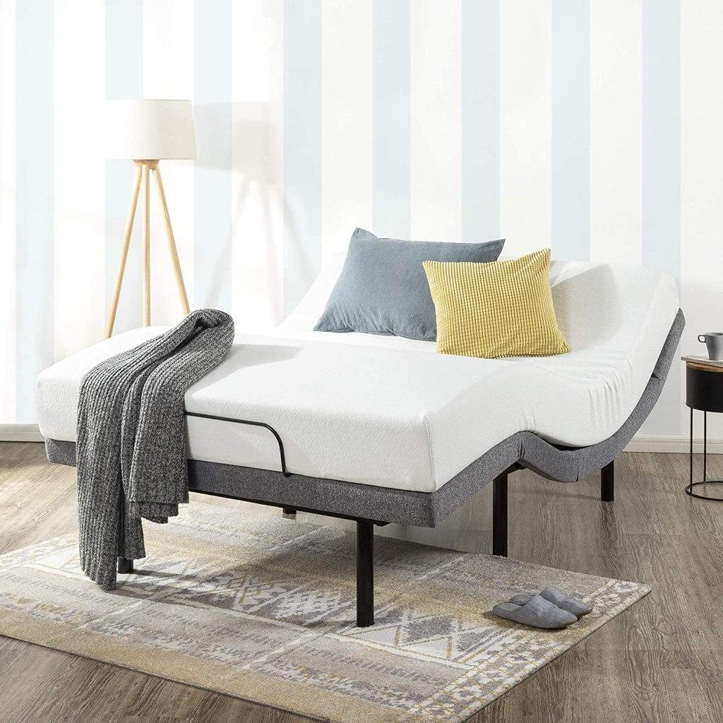 mellow genie adjustable bed