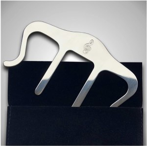 metal music book clip page holder