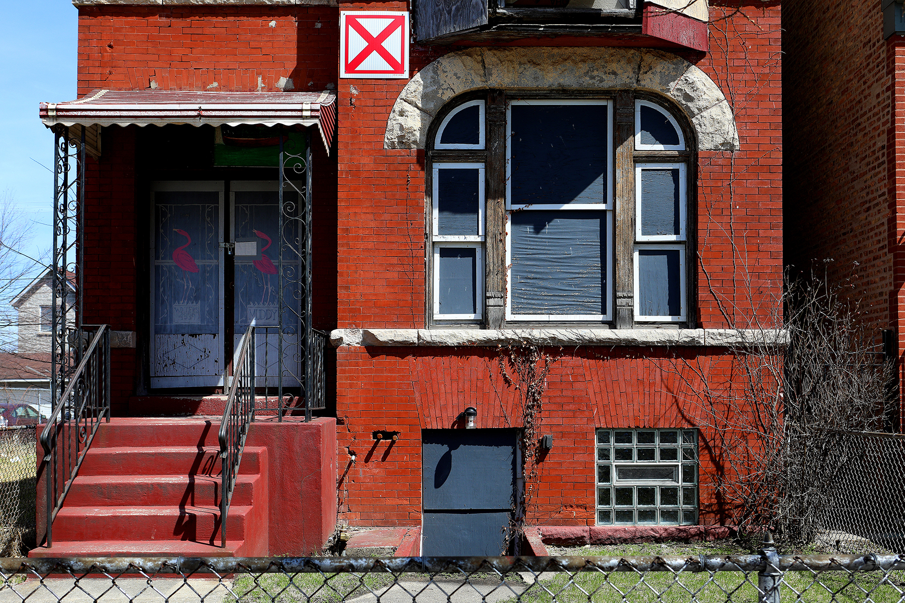 CHICAGO - April 08:  Blues singer, songwriter and musician McKinley 'Muddy Waters' Morganfield, moved into this home in 1954 in Chicago, Illinois on April 8, 2019.  (Photo By Raymond Boyd/Getty Images)