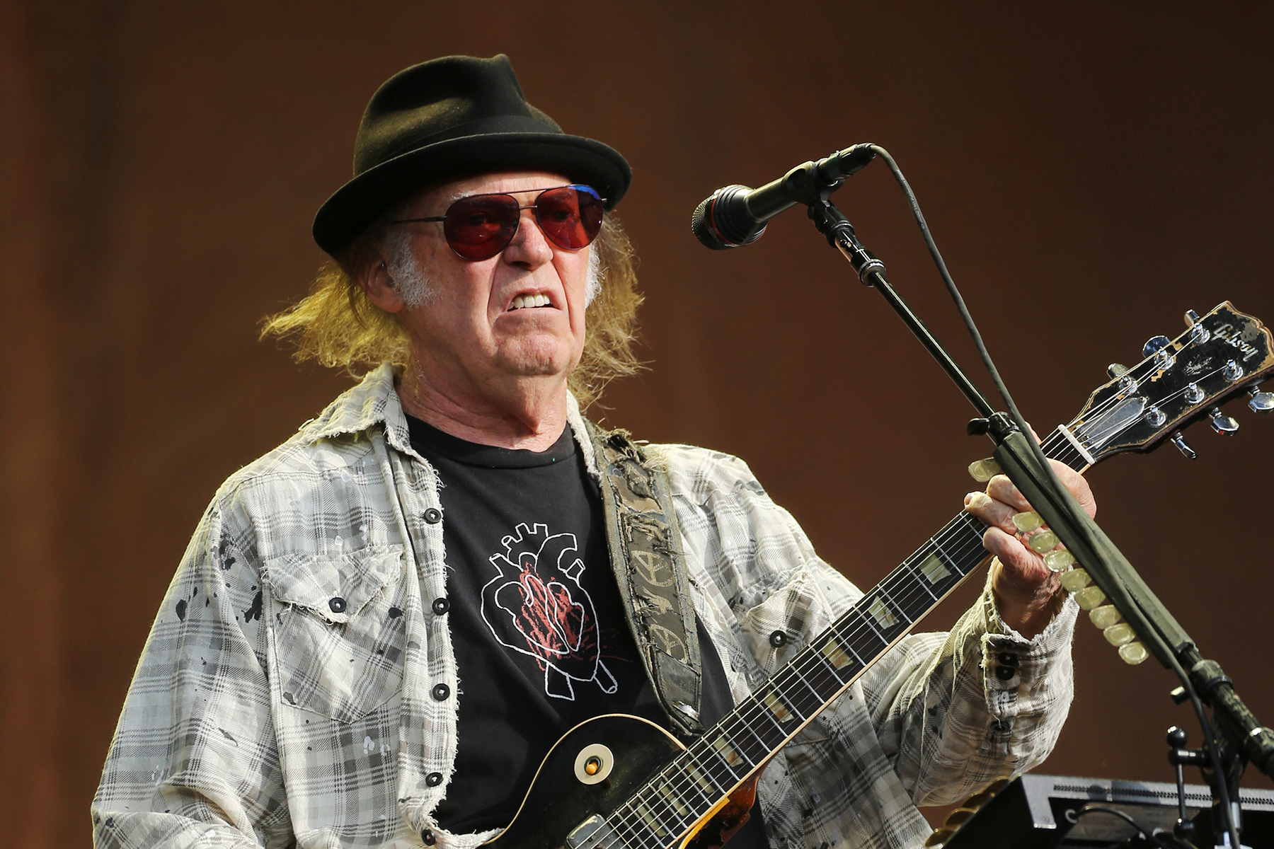 Neil Young: 'I Am Changing My Mind About Suing President Trump' - Rolling Stone