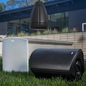 Take the Party Outdoors With These Highly-Rated Patio Speakers