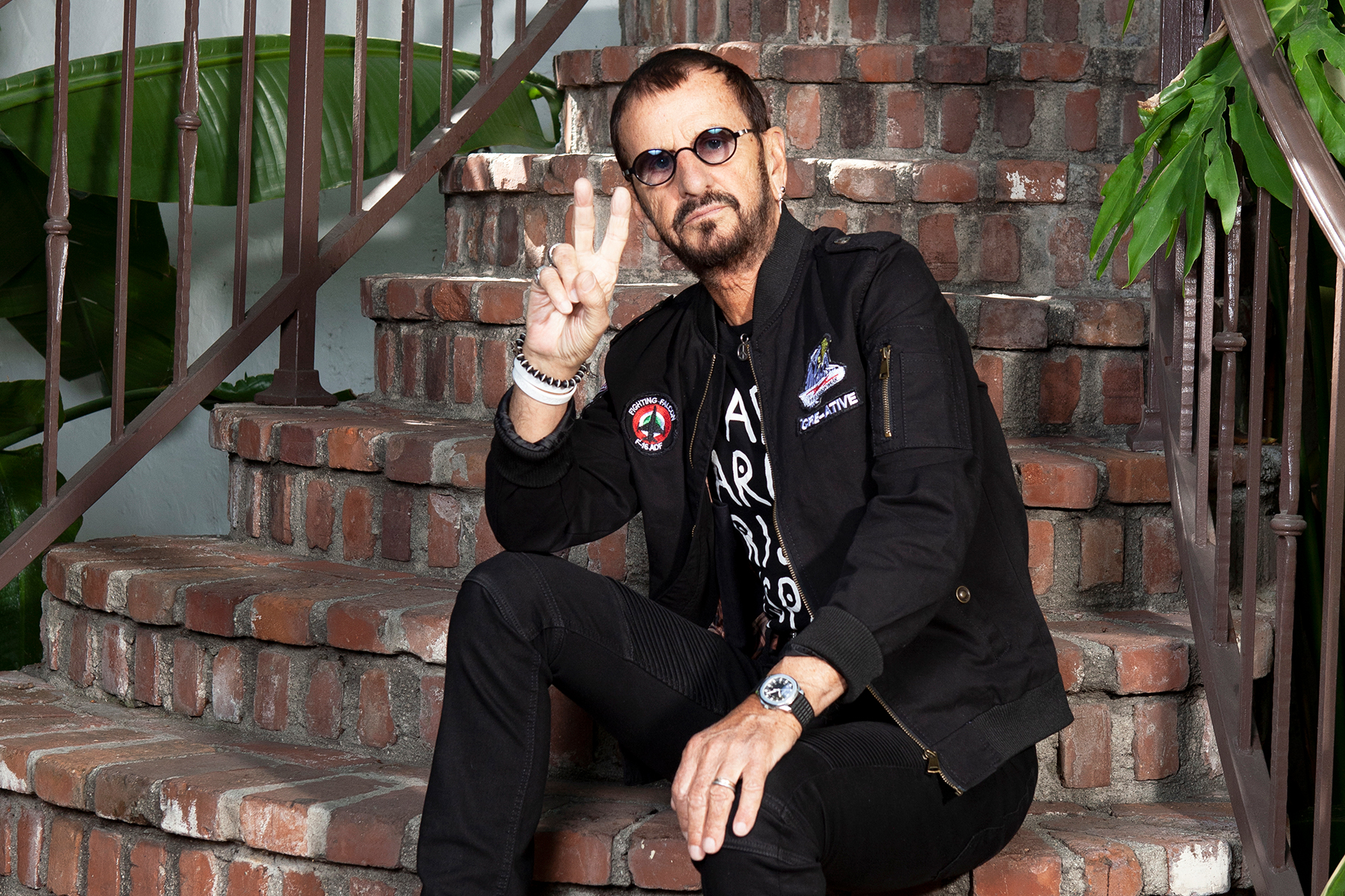 Ringo Starr 80th Birthday Read And Watch New Interview With Beatle Rolling Stone