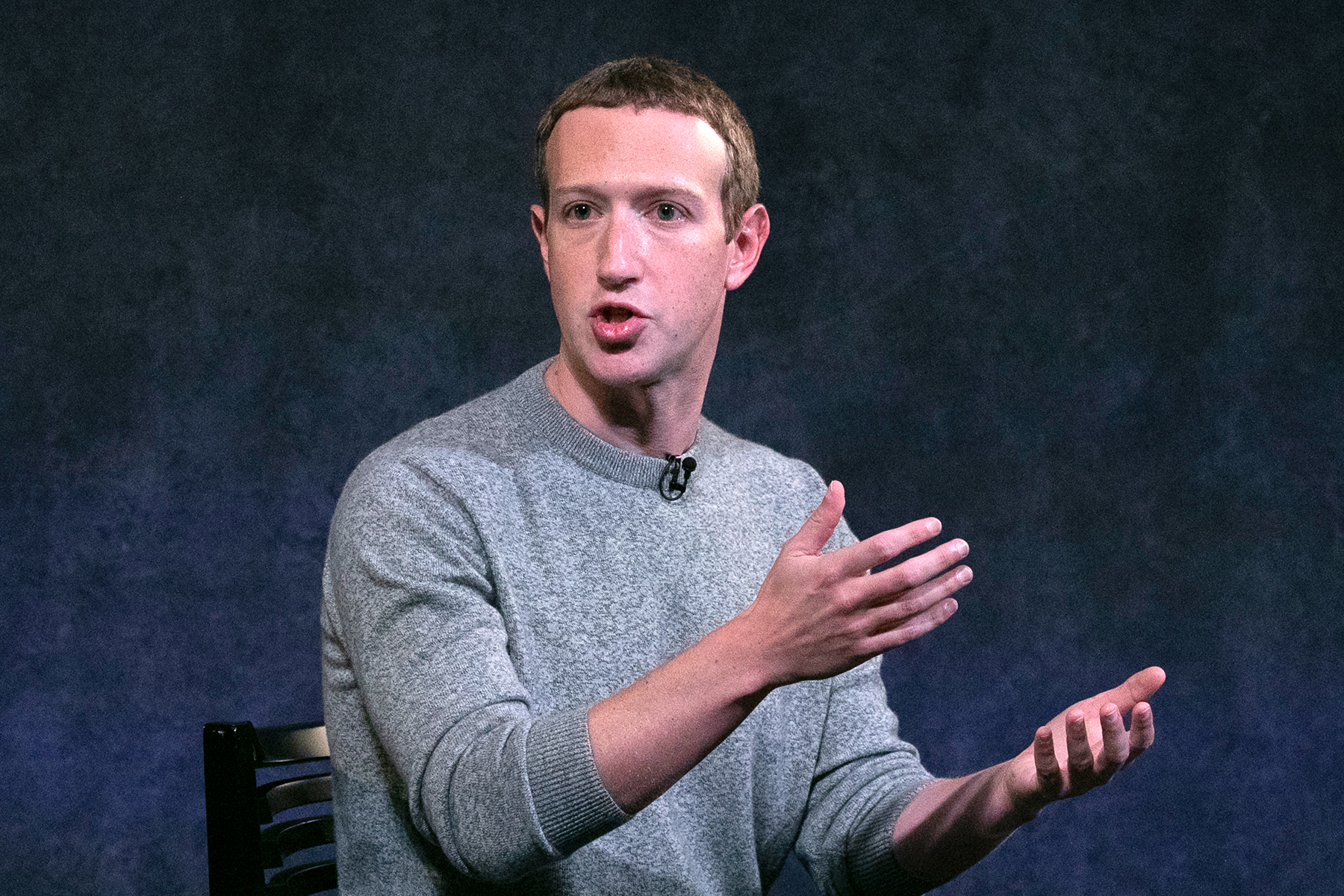 Zuckerberg on Why Facebook Should Get to Operate like a Monopoly: Because China