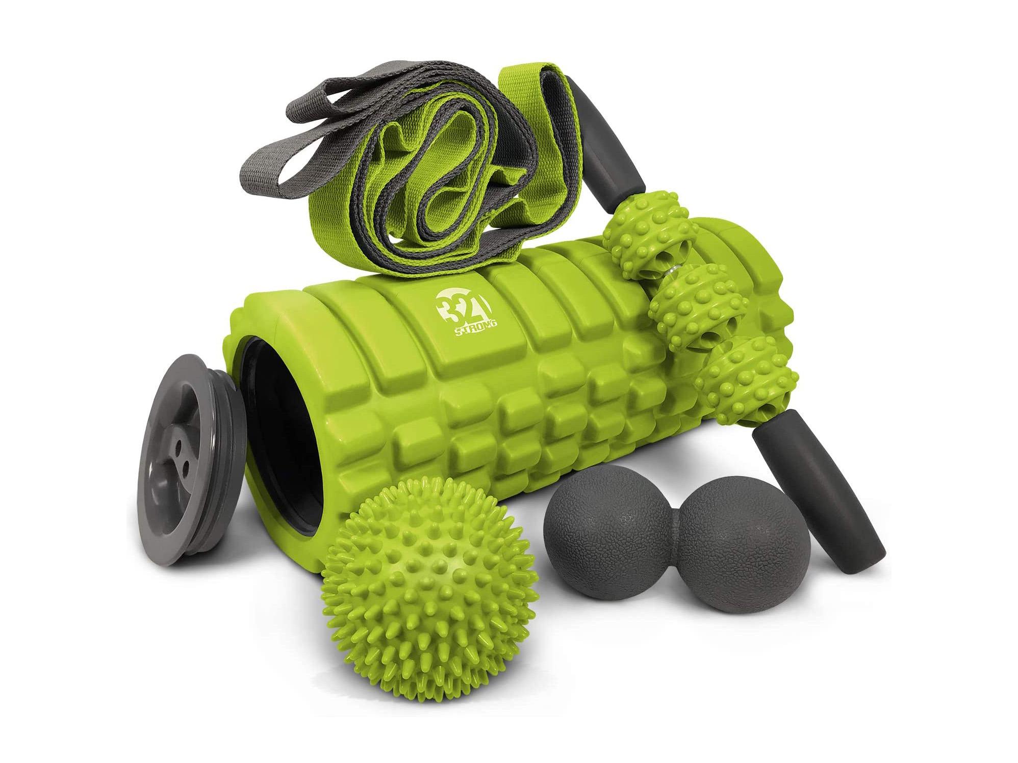 Best Running Accessories - Foam Roller Set