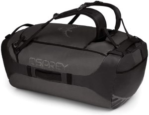 black backpack duffel osprey
