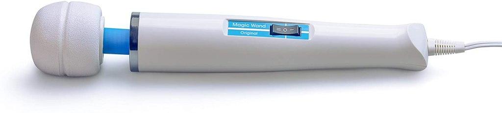 magic wand vibrator review