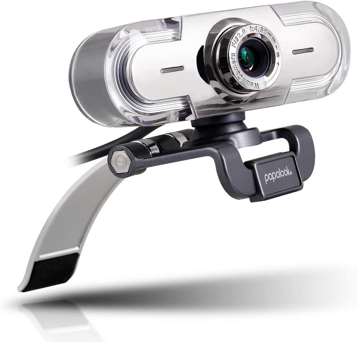 webcam laptop desktop meetings