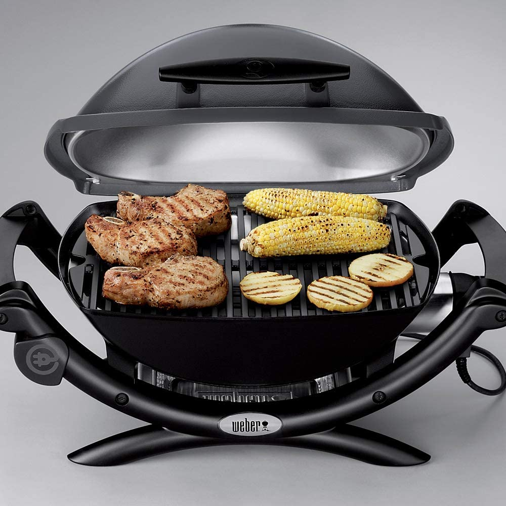 portable grill electric weber