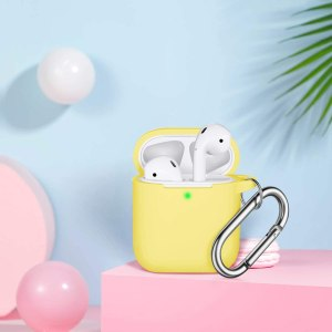 best silicone airpod case cover