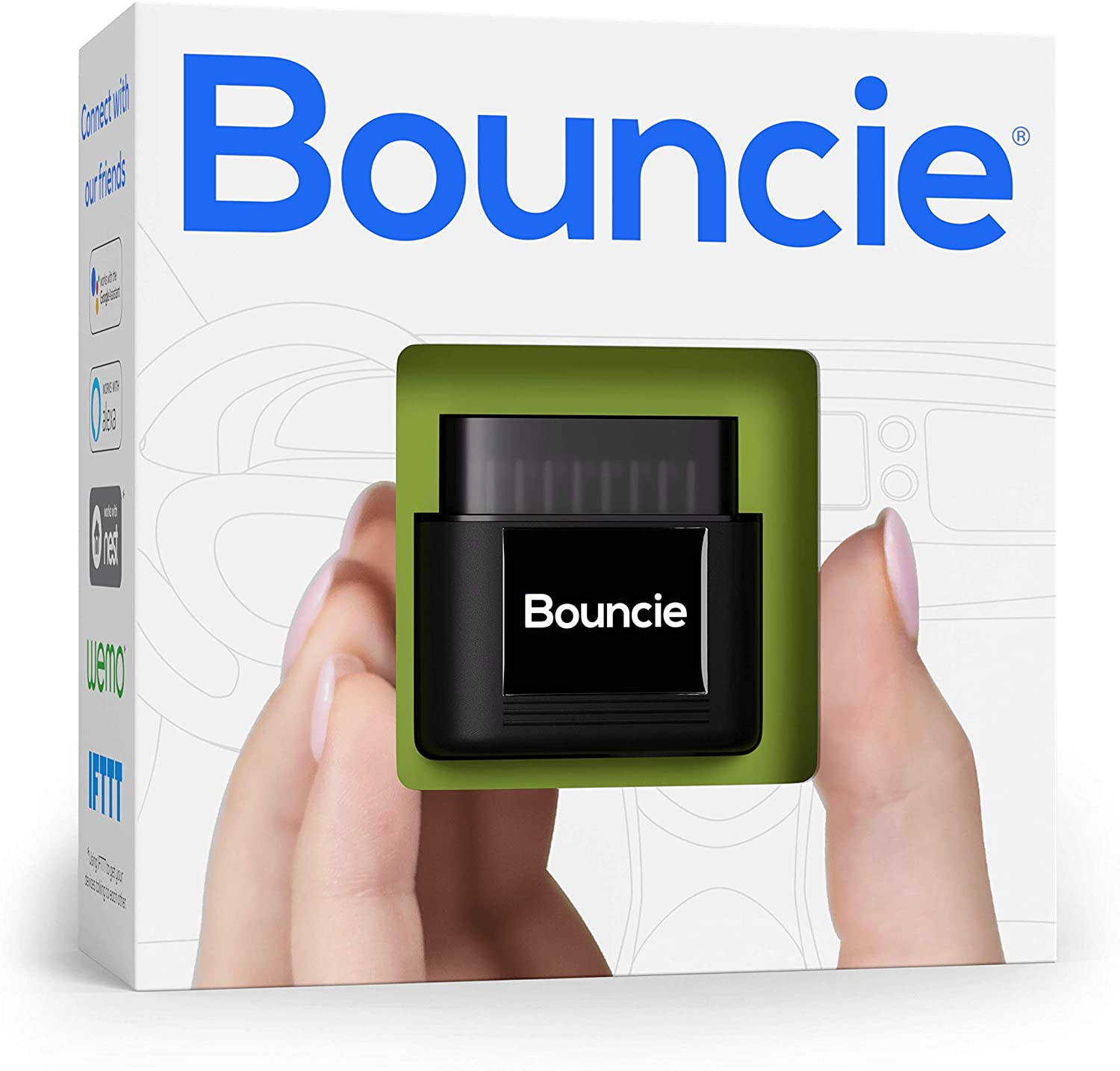 Bouncie Connected Car Adapter