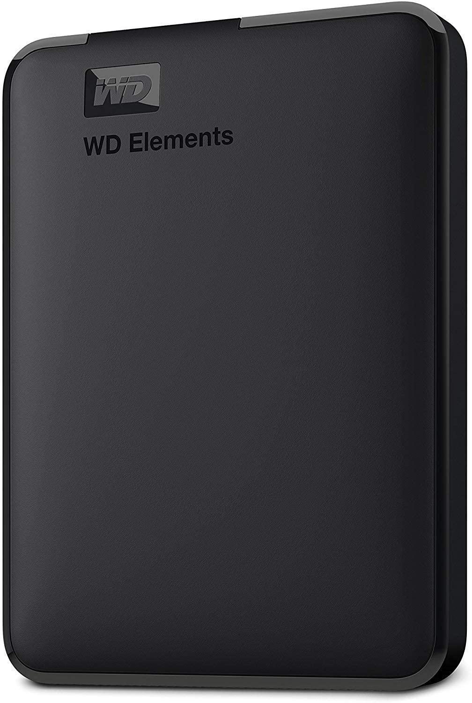 WD 1TB Elements Portable External Hard Drive