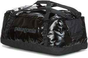 Black duffel bag patagonia