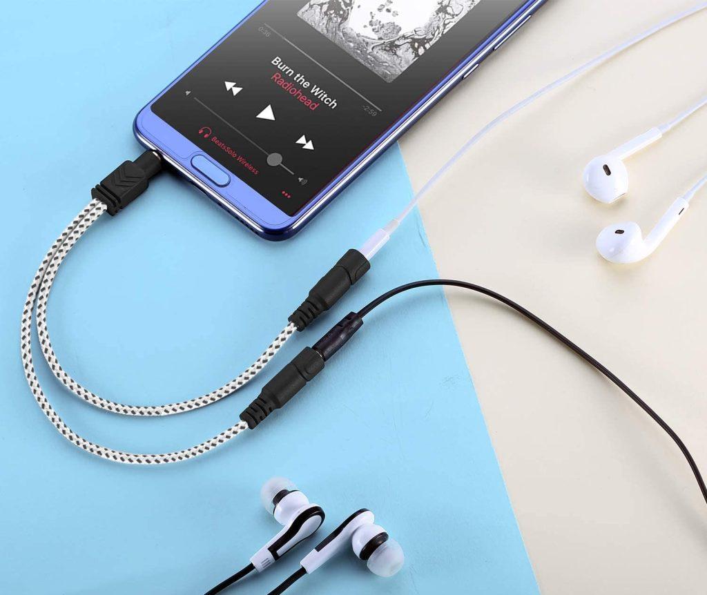 best headphone splitter