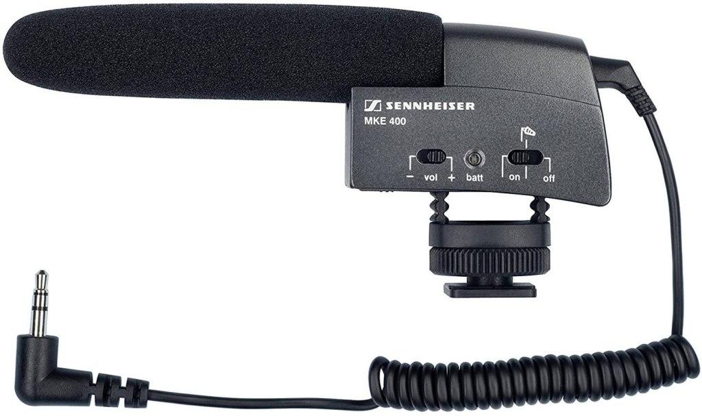 best camera microphone shotgun