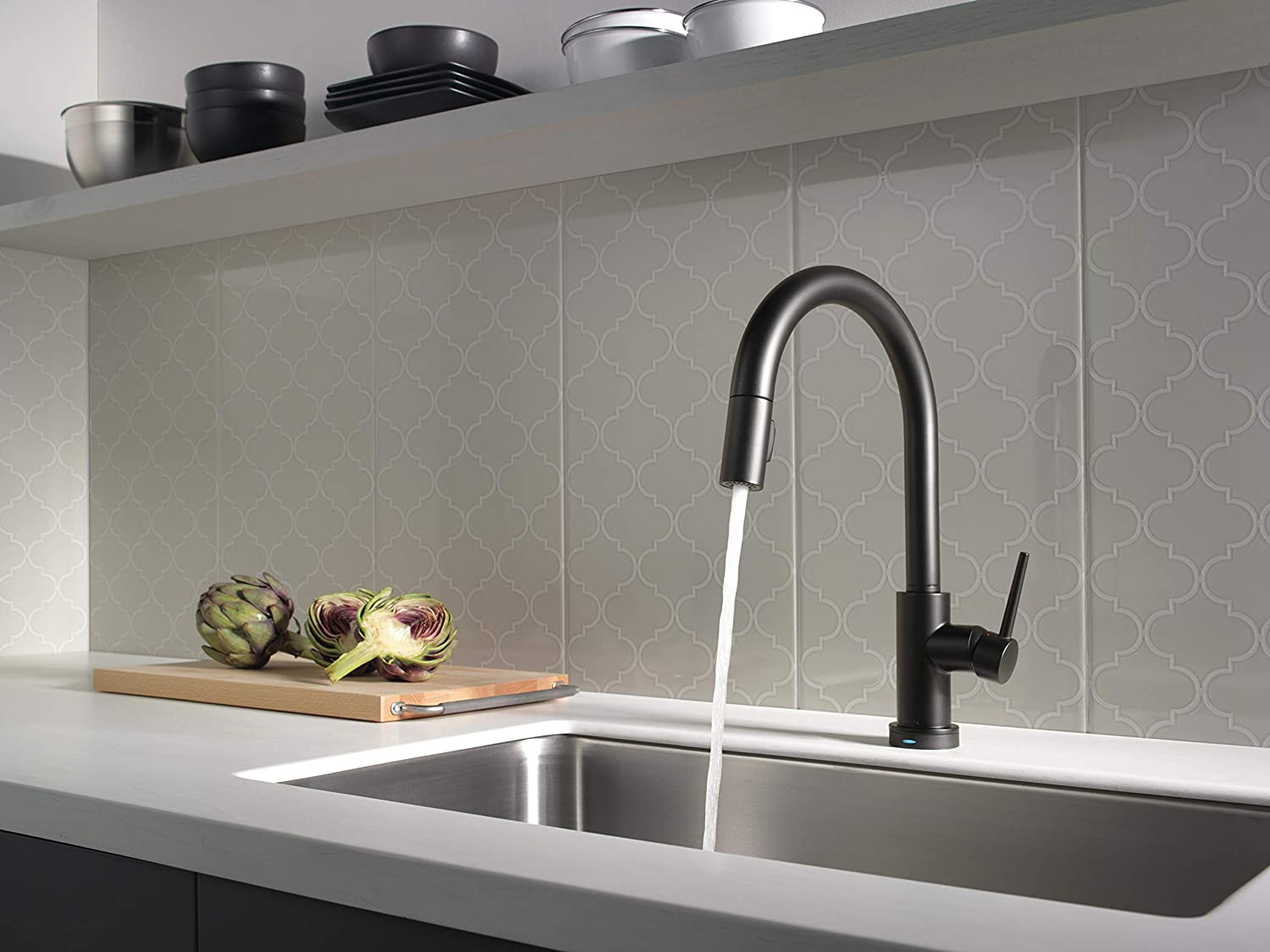 Best Smart Faucets 2020 How Do Motion Activated Touch Faucets Work Rolling Stone