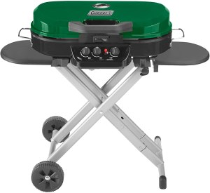 portable grill legs coleman