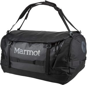 nylon duffel bag marmot