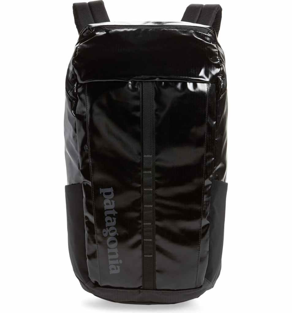 black packpack patagonia