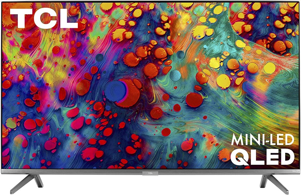 tcl qled TV review