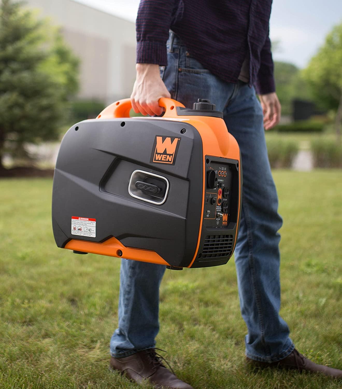 portable generator camping emergency