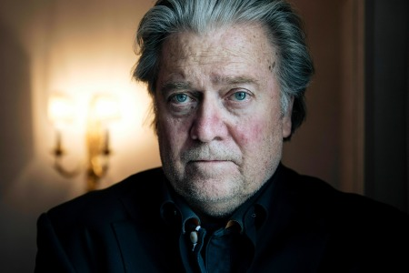 Steve Bannon Accused Of Fraud Money Laundering For Border Wall Plot Rolling Stone