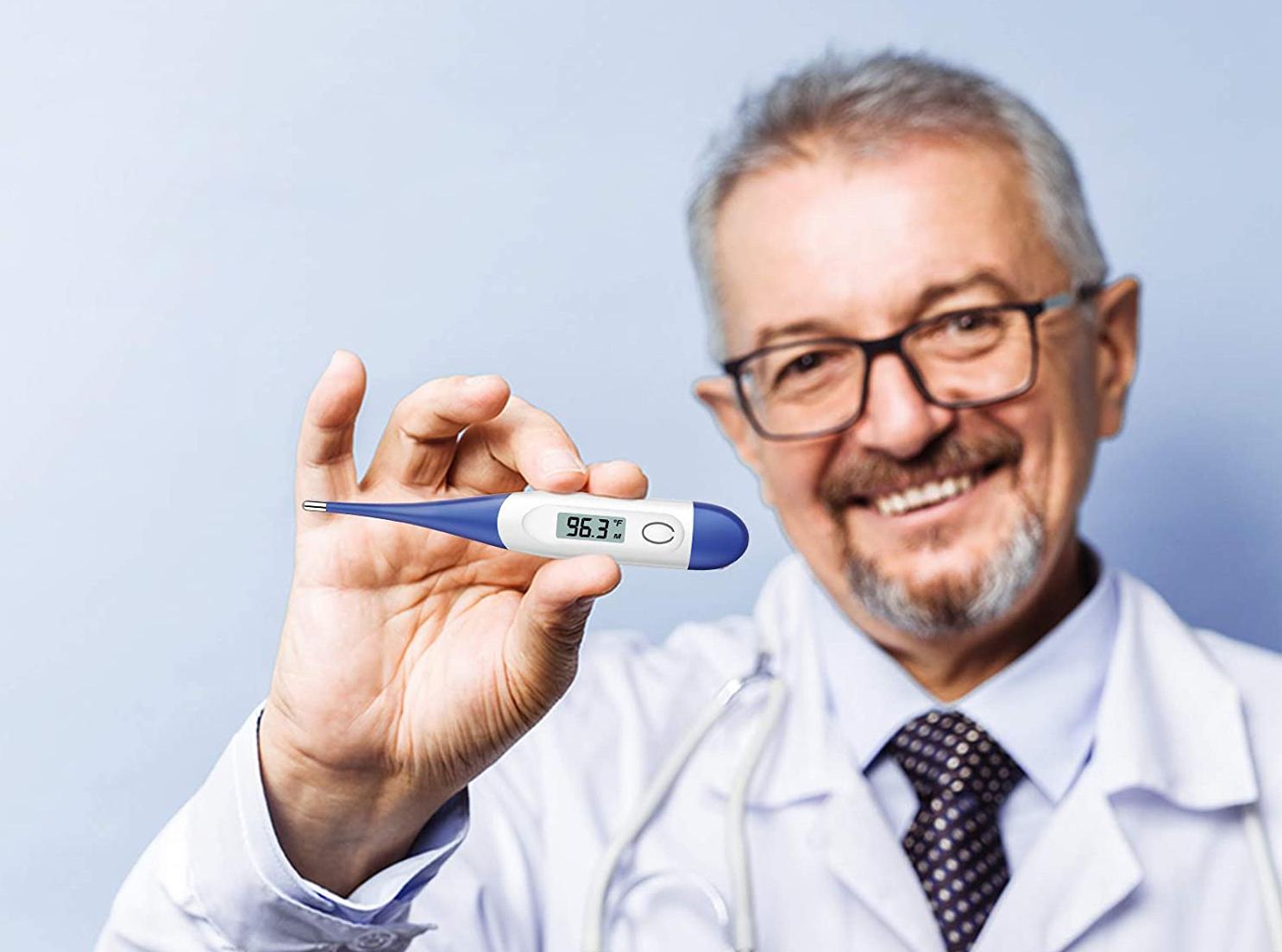 Boncare Digital Oral Thermometer