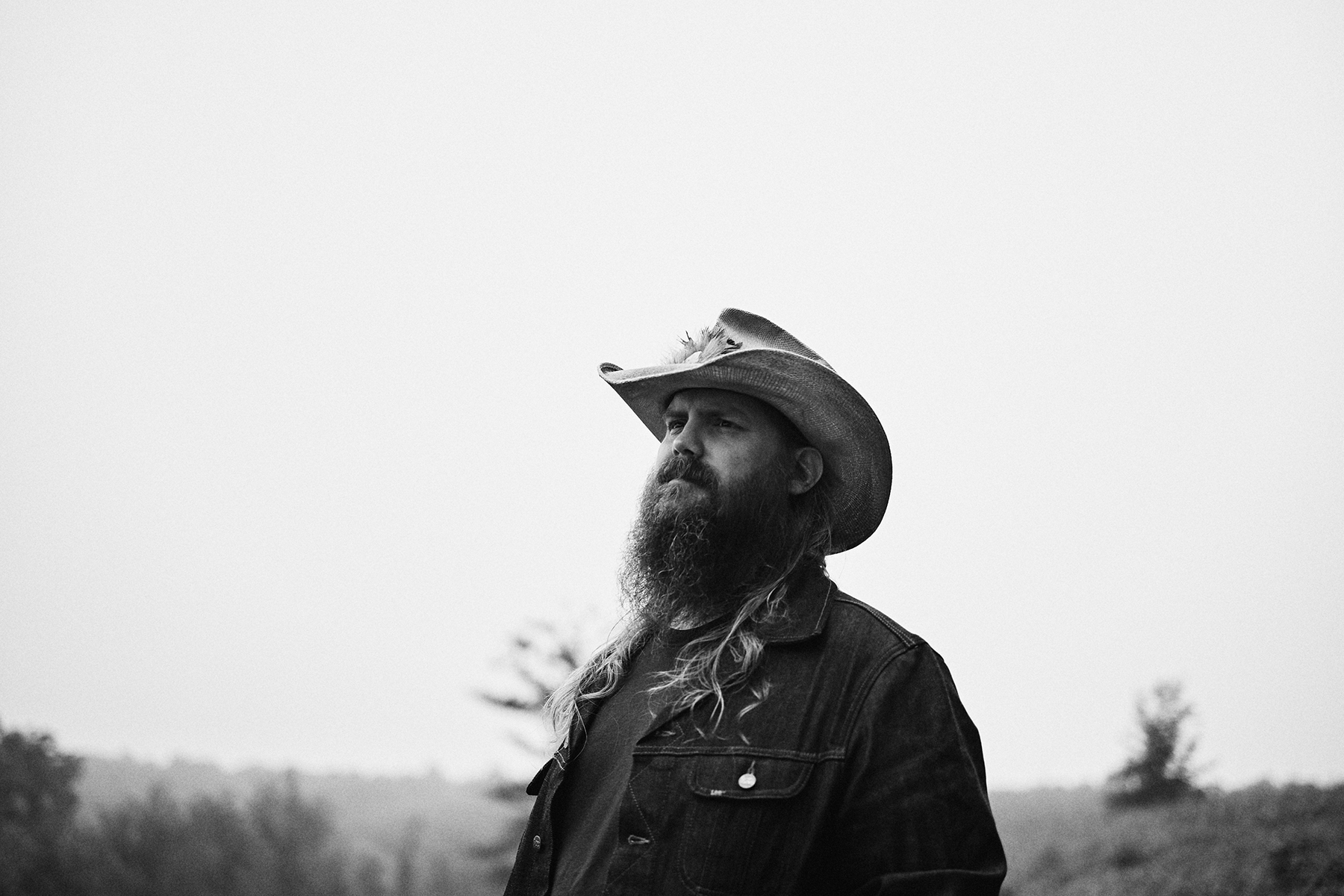 Chris Stapleton Previews New Album 'Starting Over' With Optimistic Title Track - Rolling Stone