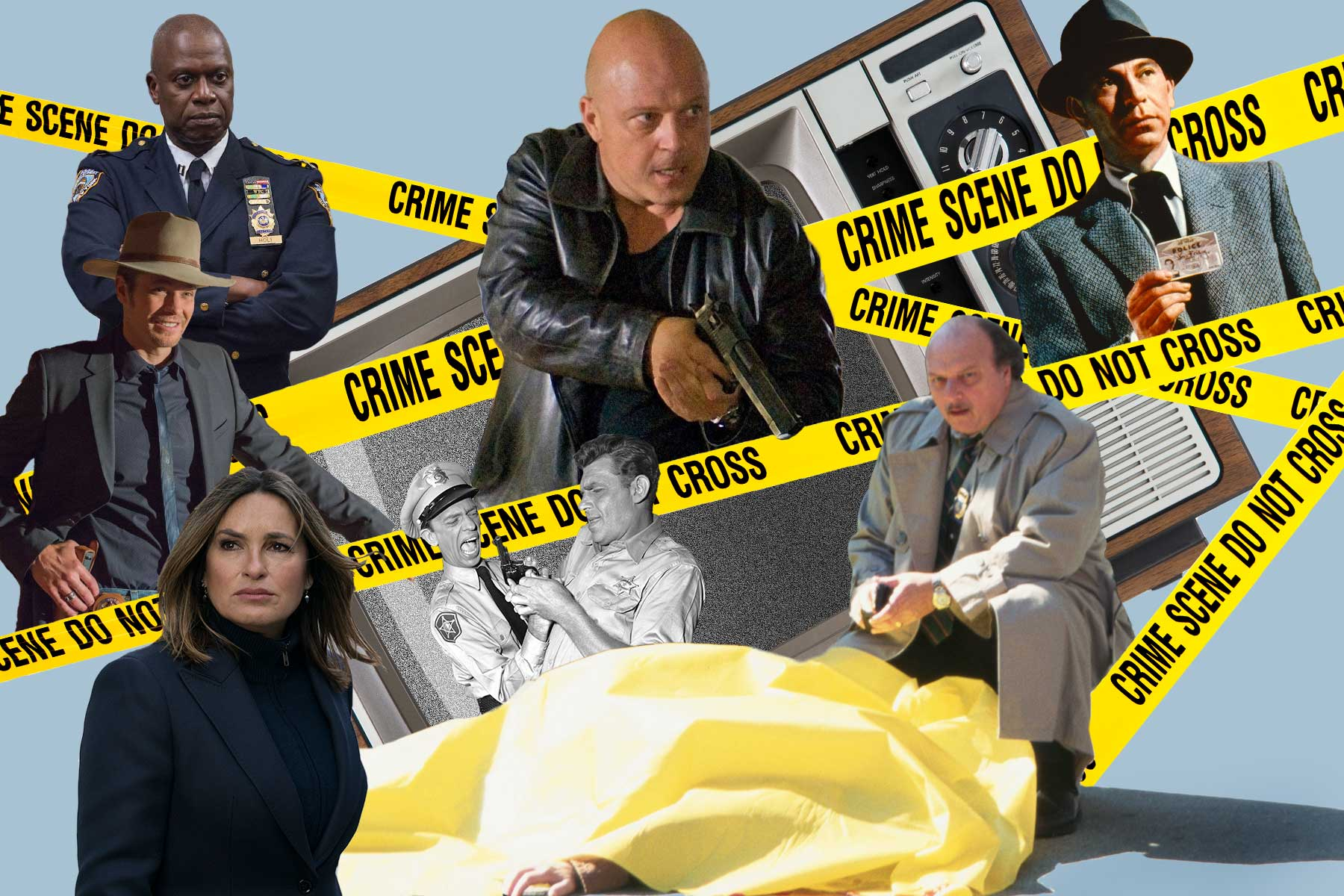 cop shows, police shows, alan sepinwall on cop tv