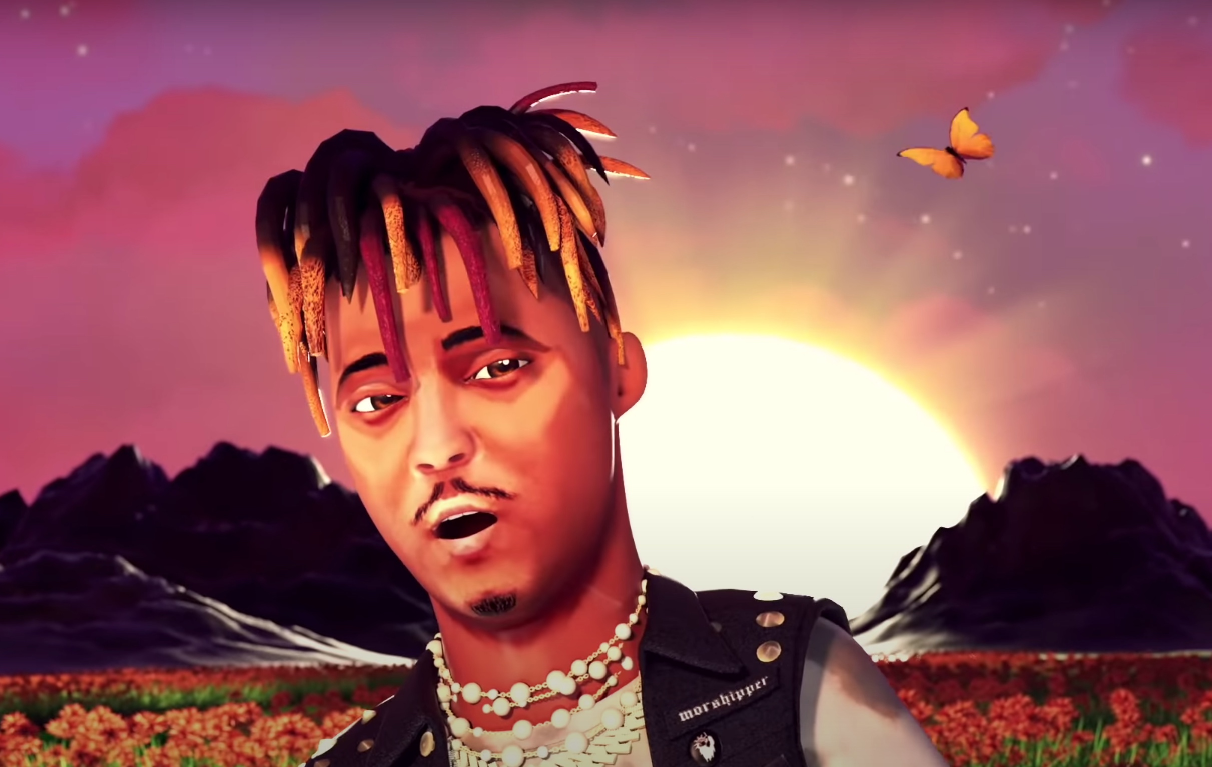 See Juice Wrld And The Weeknd S Animated Video For Smile Rolling Stone