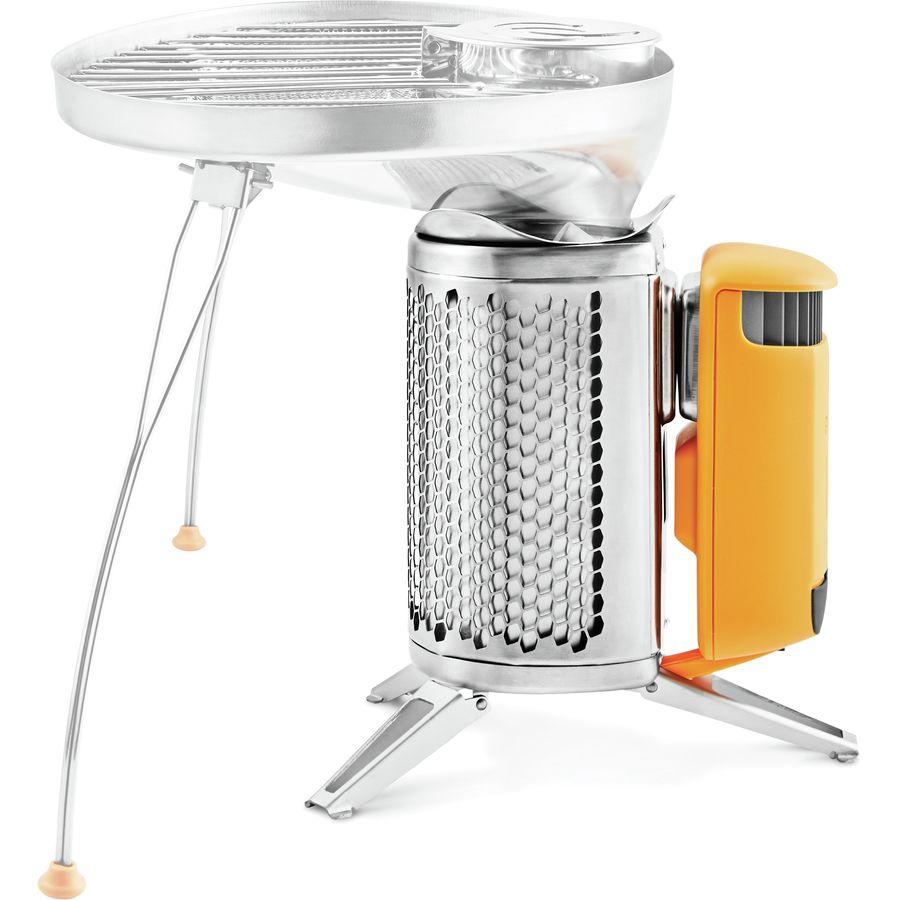 camping stove grill biolite