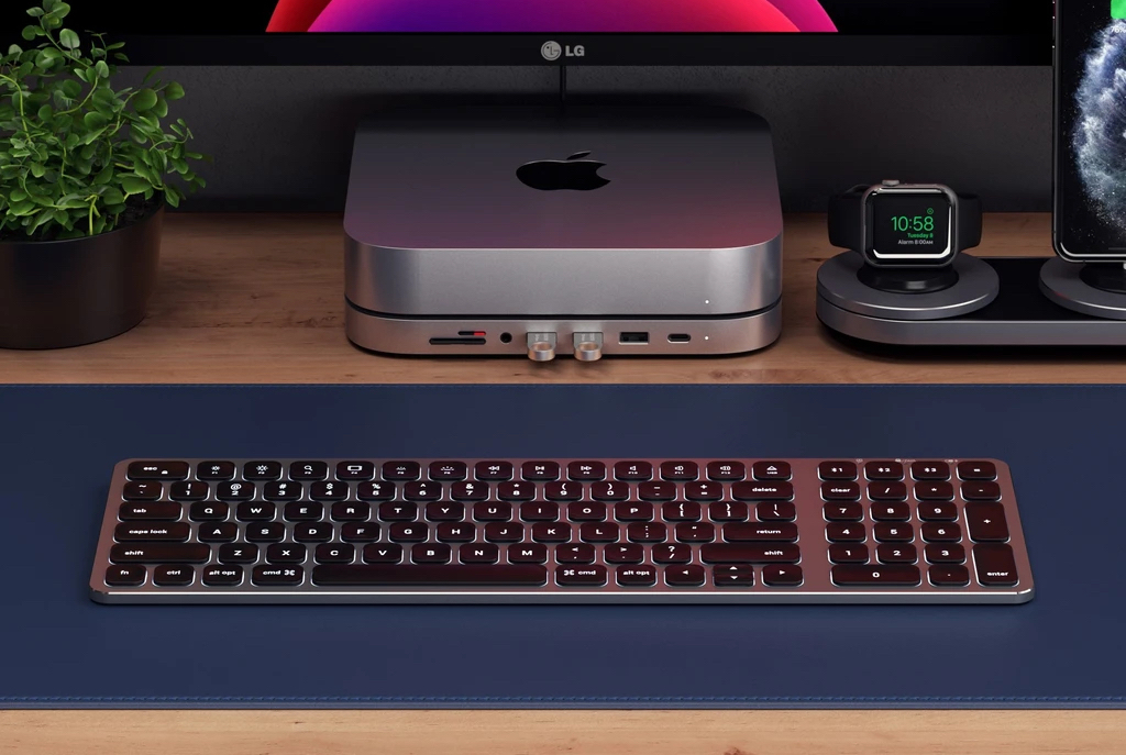 Satechi Compact Bluetooth Keyboard