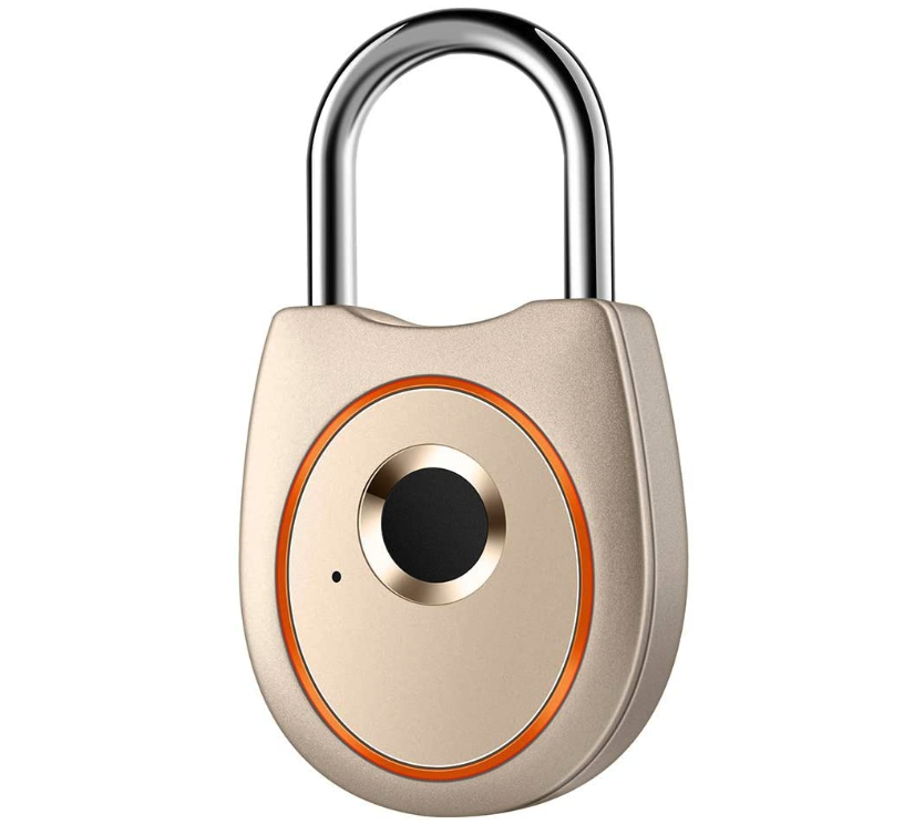 IFOLAINA Fingerprint Padlock Smart Touch Lock