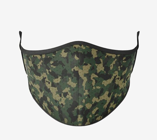masksup camo face mask