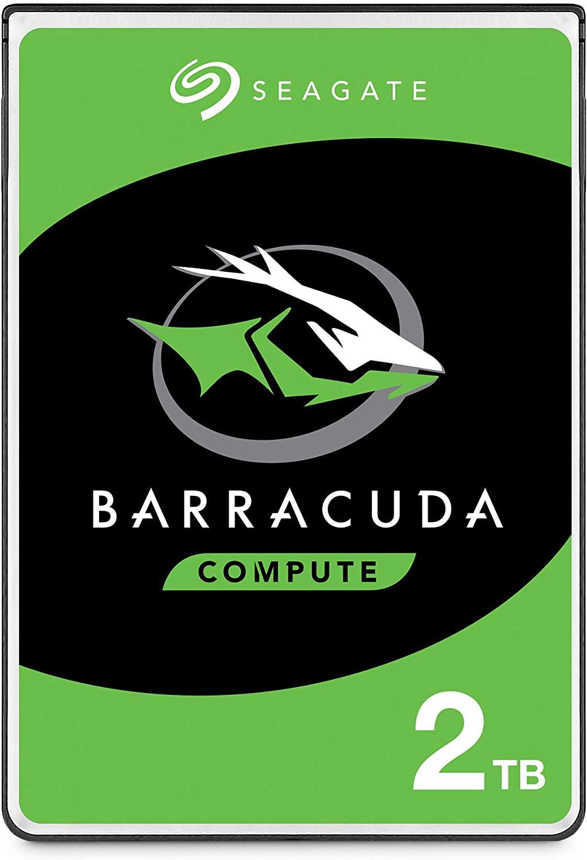 Seagate BarraCuda 2TB Internal Hard Drive