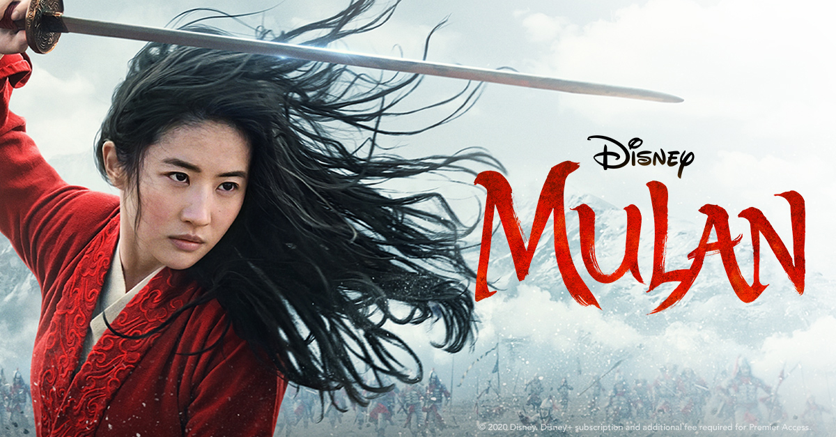 how to watch mulan online on disney plus